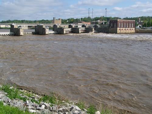river iowa desmoinesriver us63 us34 ottumwa wapellocounty