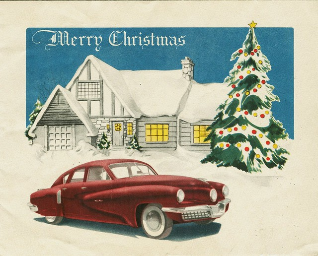 Tucker Corporation Christmas Card, 1947 - 無料写真検索fotoq