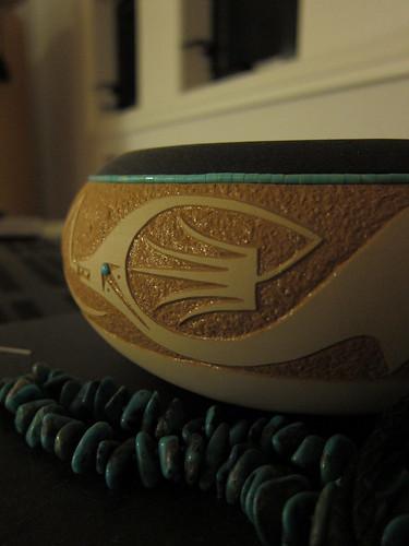 Navajo, turquoise, pottery, sandstone IMG_0022
