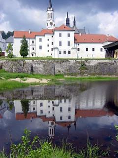 2003-05-25 06-01 Südböhmen 141 Kloster Vyšší Brod