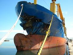 sail(0.0), sailboat(0.0), sailing ship(0.0), mast(0.0), boat(0.0), vehicle(1.0), ship(1.0), watercraft(1.0), shipwreck(1.0),