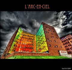 Deventer - 'L'ARC-EN-CIEL'