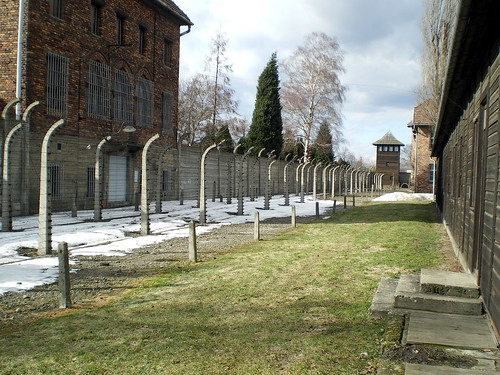 First Auschwitz Concentration Camp - Poland - photo courtesy and copyright flickr creative commons: http://www.flickr.com/photos/rhodesj/4406349291/