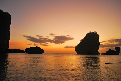 Thai Sunset 2