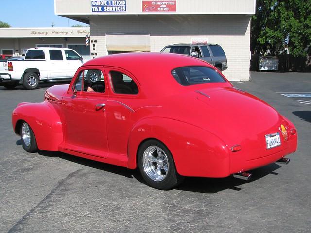 1941 Chevrolet Deluxe Coupe Custom Funnn 41 3 Flickr