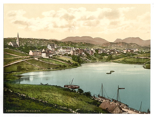[Clifden. County Galway, Ireland] (LOC)
