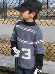Petite Purls Spring 2010 - Baseball Jersey