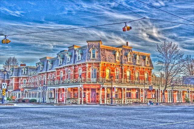 Prince Of Wales Hotel Niagara On The Lake Flickr Photo Sharing