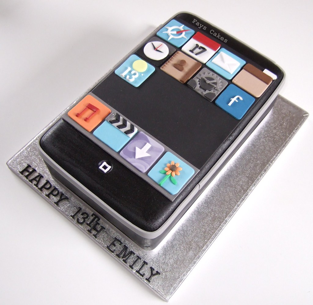 Ipod Cakes How To Make
