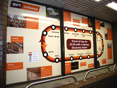 Glasgow's Clockwork Orange
