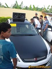 Car show en Campo Rico