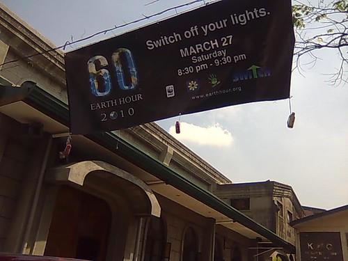 Earth Hour 2010 SRC