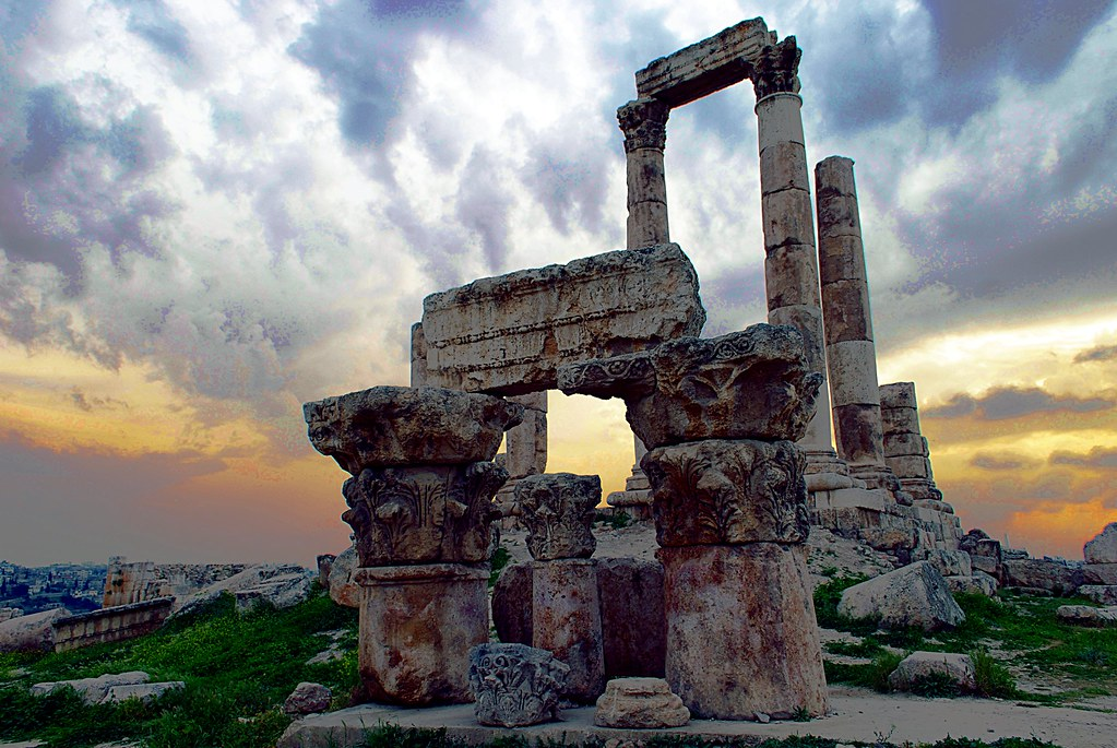 the temple of hercules