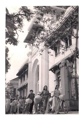 Hanoi - Université de l'Indochine, 1950s