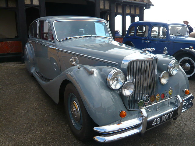 1949 Jaguar Mark V related infomation,specifications - WeiLi Automotive Network