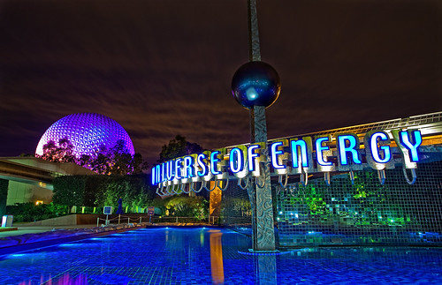 EPCOT Center - 30 days!