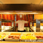Friendly Food Service Aboard MS Expedition - Antarctica