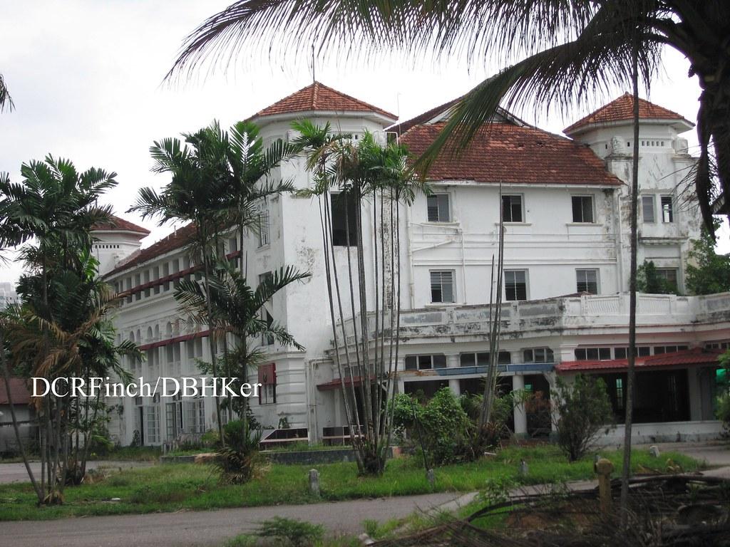 Runnymede Hotel - Penang - 1930s