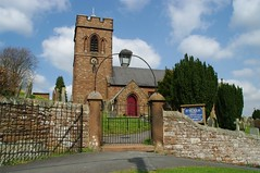 St Nicholas's Church, Lazonby, Cumbria