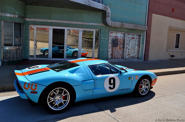 Johns Ford Gt Heritage Edition
