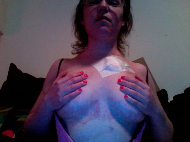 Swelling Tits 63