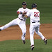 Red Sox vs. Rangers, 4-21-2010
