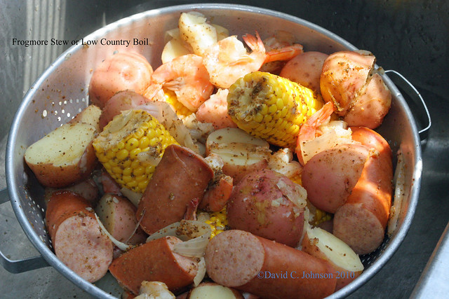 Frogmore Stew   Flickr - Photo Sharing!