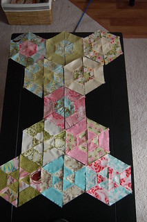 Hexagon Quilt Along