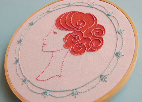 Wig Wonderful Embroidery
