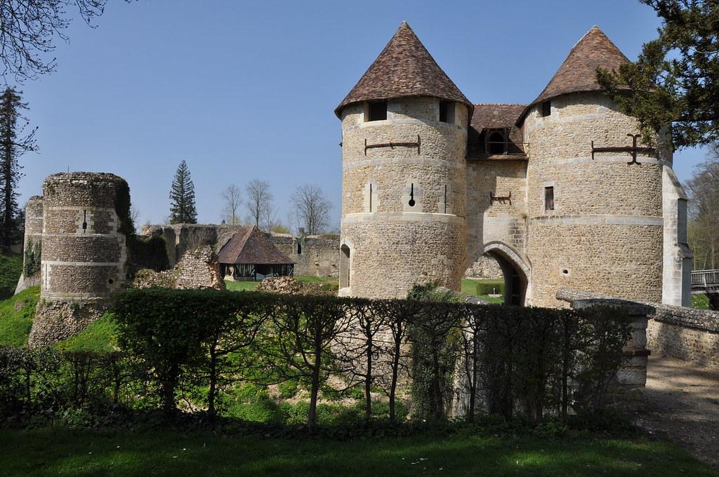 Castillo Harcourt