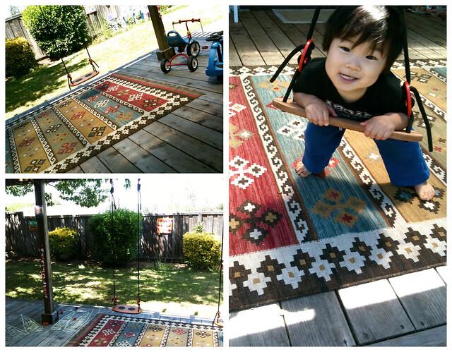 musical rug