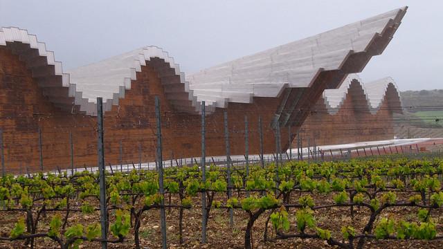 Bodegas Ysios La Rioja Laguardia Alava Spain Architecture Revived