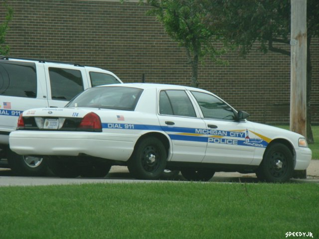 Michigan city indiana police car flickr photo sharing for Laporte city police