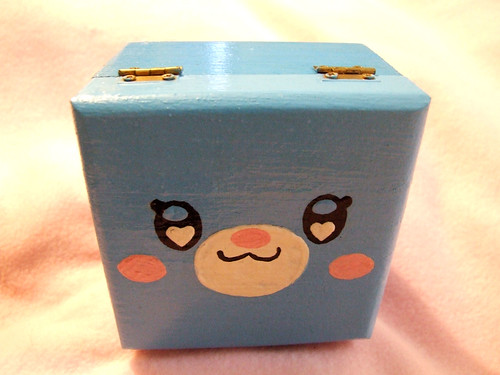 Charuca Bear Box II.