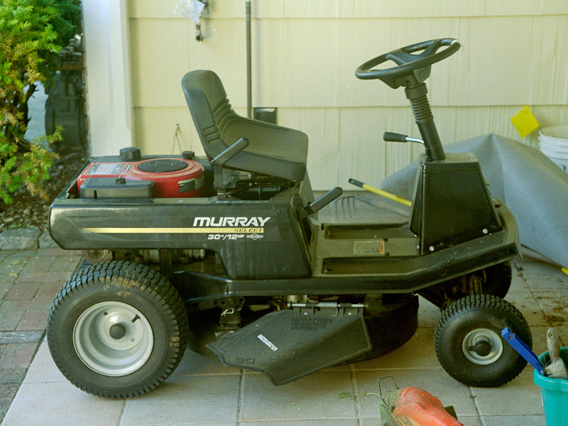 Murray Select Riding Lawn Mower Parts : Musings small lawn riding mowers