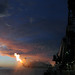Deepwater Horizon Flaring Operation