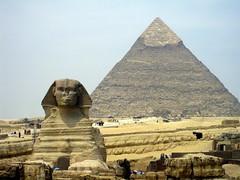 Egypt. Pyramids at Giza