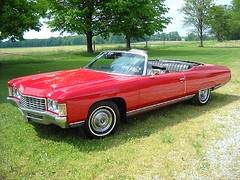 cadillac calais(0.0), full-size car(0.0), automobile(1.0), automotive exterior(1.0), vehicle(1.0), performance car(1.0), cadillac coupe de ville(1.0), cadillac eldorado(1.0), sedan(1.0), classic car(1.0), land vehicle(1.0), luxury vehicle(1.0),