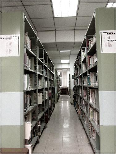 圖書館的日子
