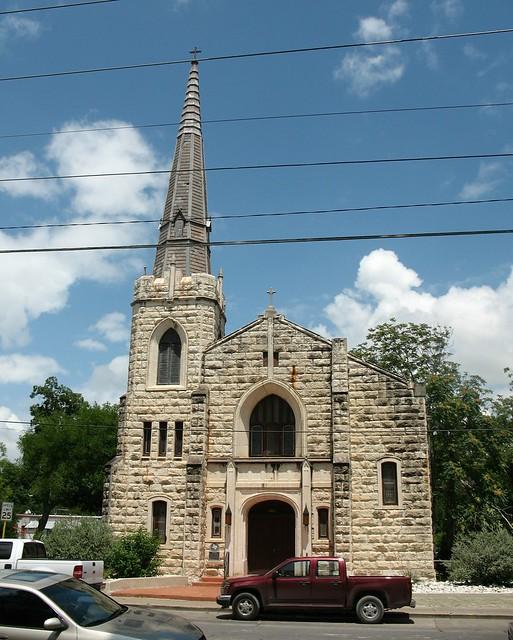 Catholic church del rio tx