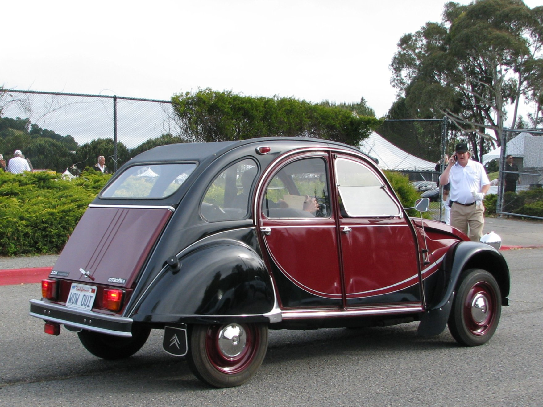 1988 citroen 2cv charleston images pictures and videos. Black Bedroom Furniture Sets. Home Design Ideas