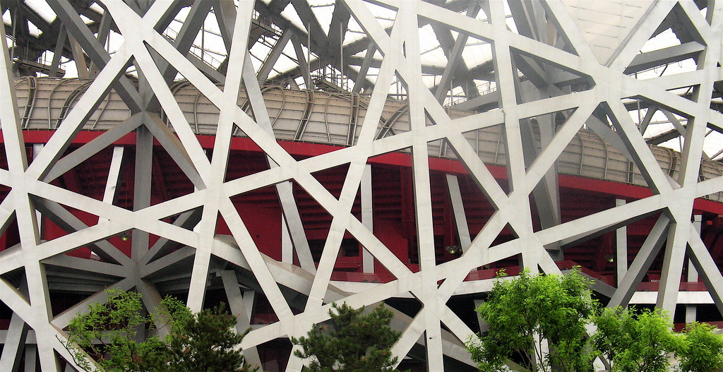 Bird's Nest, Beijing, May 2010