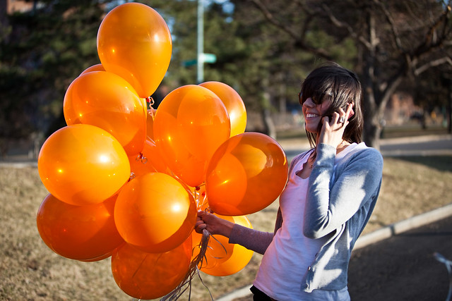 Community Balloon - Albany, NY - 10, Mar - 11
