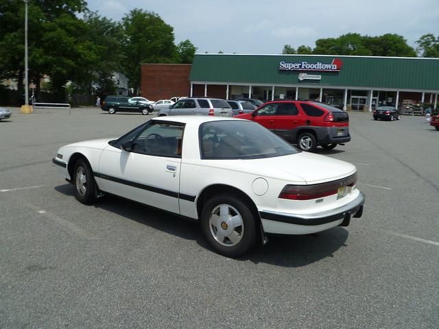 1988 Buick Reatta | Flickr - Photo Sharing!