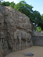 Arjuna'a Penance Mamallapuram