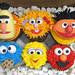Sesame Street by cupcakesnouveau