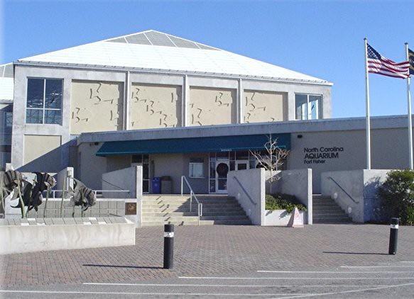 Fort Fisher Aquarium At Wilmington Nc Flickr Photo