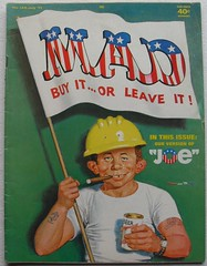 1971 MAD MAGAZINE July Number 144