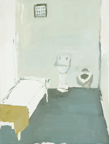 "Jennie Ottinger ""Jail Cell (Scene from In Cold Blood)"""