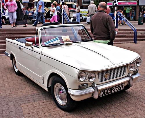 1966 Triumph Vitesse 6 Front